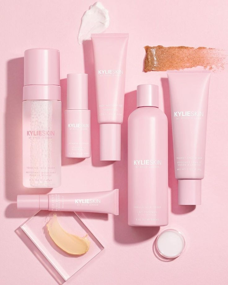Kylie Jenner's First Skin-Care Products Revealed — See All Six of the Launches