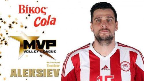 MVP της 16ης αγωνιστικής ο... κατοστάρης Αλεξίεφ!