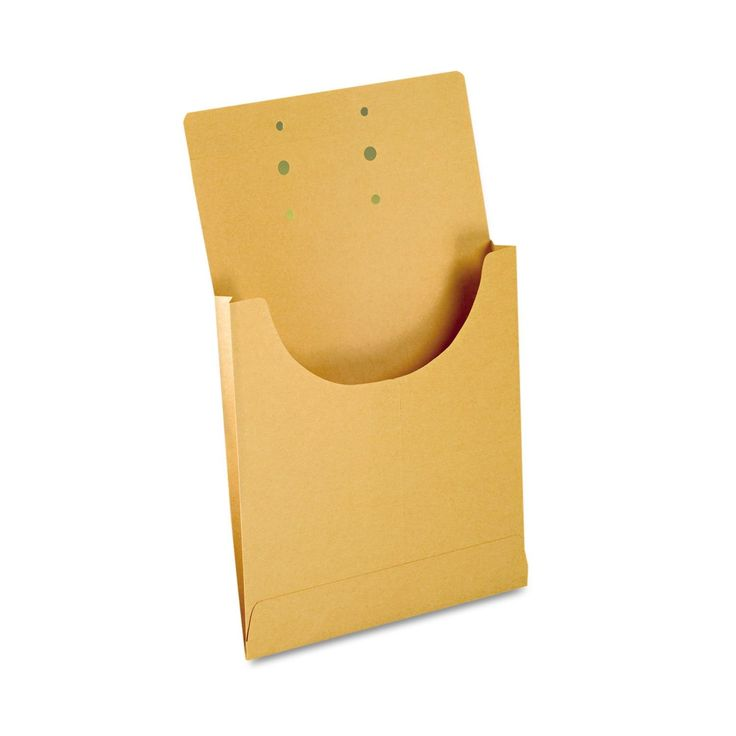 Pendaflex Expandable Retention Jackets Legal/Letter Kraft 100/Box