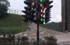 译言网 | 重庆安装世界上最搞不懂的交通红绿灯(图)