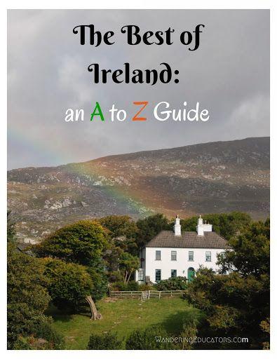 Irish Travel Links Galore