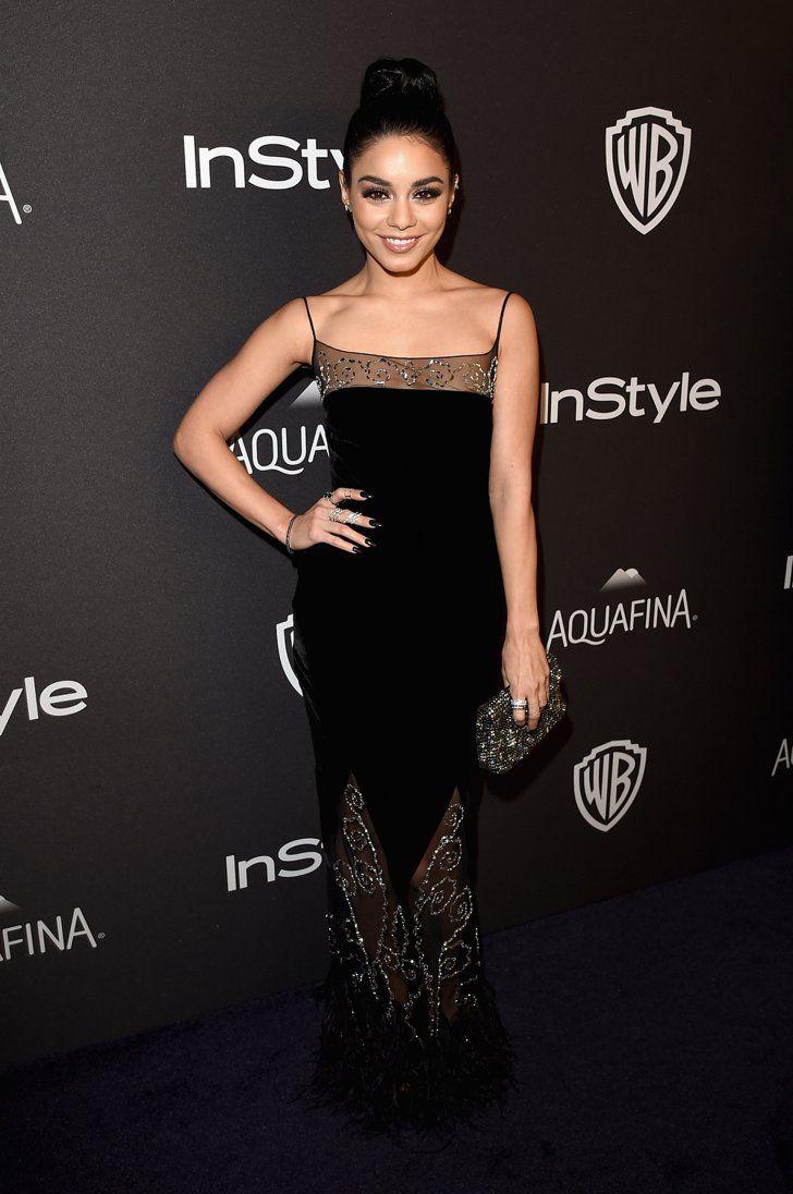 Pin for Later: Les After des Golden Globes Étaient Tout Aussi Glamour Que le Tapis Rouge Vanessa Hudgens