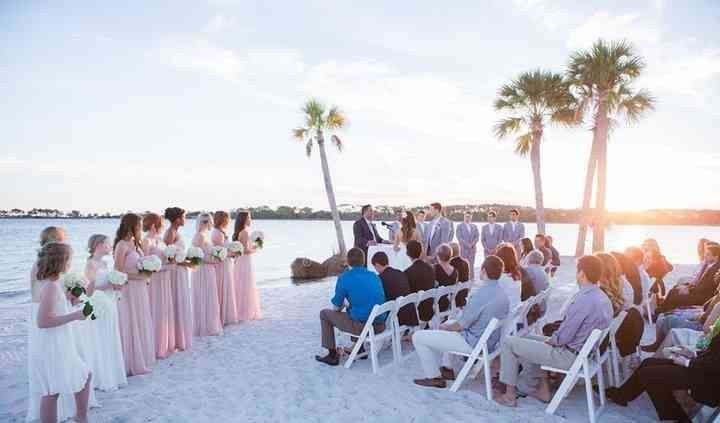 Pin By Tracy On Wedding In 2020 Panama City Beach Wedding Wedding Venues Beach Panama City Panama
