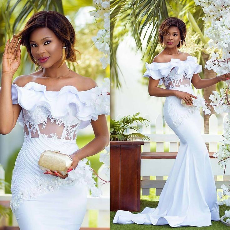 "3,411 Likes, 8 Comments - Foremost Wedding Page ❤️ (@weddingdigestnaija) on Instagram: ""! @empress_jamila in @shebybena #seconddressinspo #weddingdigest #WeddingDigestNaija"""