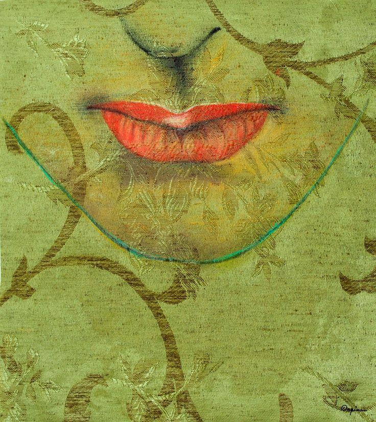 por Martha Ospina #arte #Bogotá