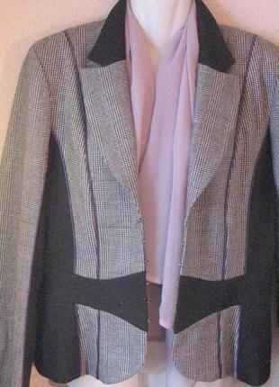 Бизнес шик! костюм angelo marani (анжело марани) италия р 46 кашемир шерсть+ за+850+грн.