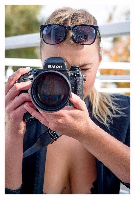 советы как фотографировать зеркалкой в городе велось