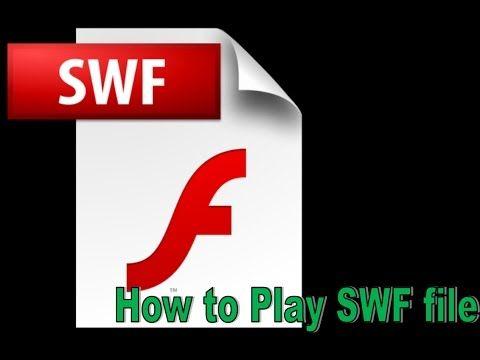 How to Play SWF File Using Web Browser-Google Chrome,Internet Explorer o...