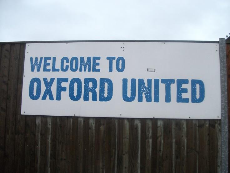 Oxford United: Kassam Stadium