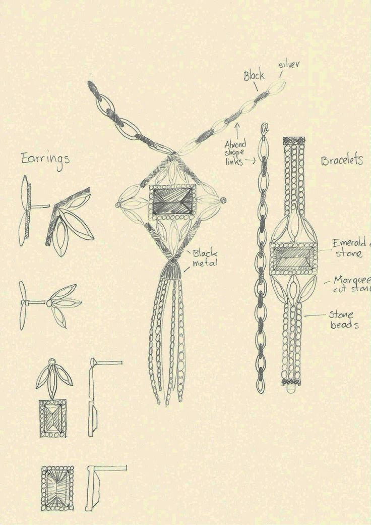 韩国乱伦影院_Jewelry design sketches.