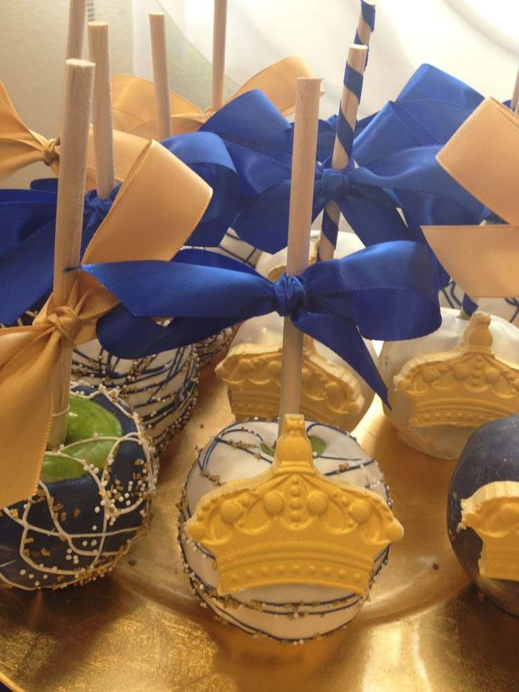 Royal Prince Baby Shower Party Ideas | Photo 6 of 12 | Catch My Party