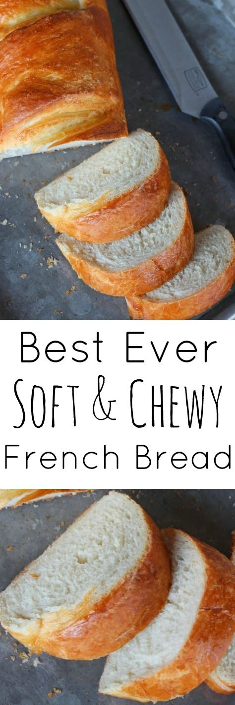I have just found the PERFECT french bread recipe.  It tastes just like, if not better, than my FAVORITE store-bought french bread -...