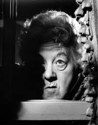 Margaret Rutherford, one of my great favorites. I even met her once!