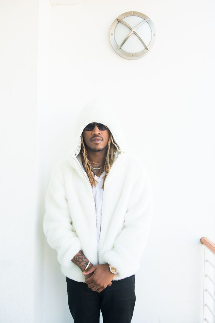 NBD, but we totally hung out with Future (and his bling, money, & snacks). http://www.thecoveteur.com/future-rapper/