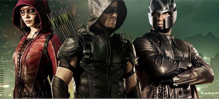 Quando a 4ª temporada de Arrow desembarca na Netflix?