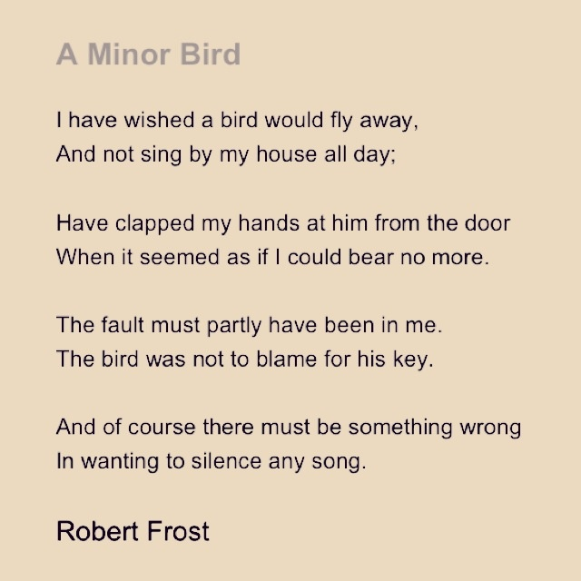life and poetry of robert frost Fifty years ago today, the poet robert lee frost died, at the age of  frost's life  contained much besides contemplative strolls through the new.