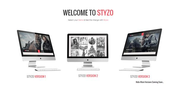 Shopping STYZO - Responsive Single Page Templatein each seller & make purchase online for cheap. Choose the best price and best promotion as you thing Secure Checkout you can trust Buy best