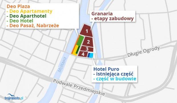 60 lat czekali mieszkańcy Gdańska na ten moment. Już niebawem, spacerując wzdłuż Długiego Pobrzeża, będą mogli oglądać nową zabudowę Wyspy Spichrzów. Właśnie