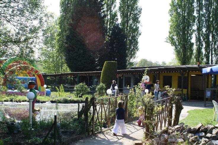 Parc d'attractions Le Petit Parc - Magasin playmobil