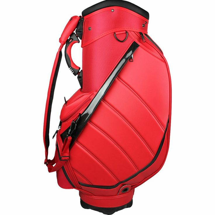 Ferrari Race Driver Luxury Golf Bag #ferrari #golf #sportsbag #sport #bags