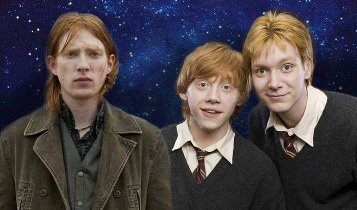 Quiz Which Harry Potter Ginger Is Your Soulmate Weasley Family Harry Potter Family Tree Weasley Family Tree