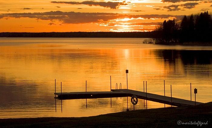 Lake Erken, Roslagen, Uppland. Photo Marita Toftgard