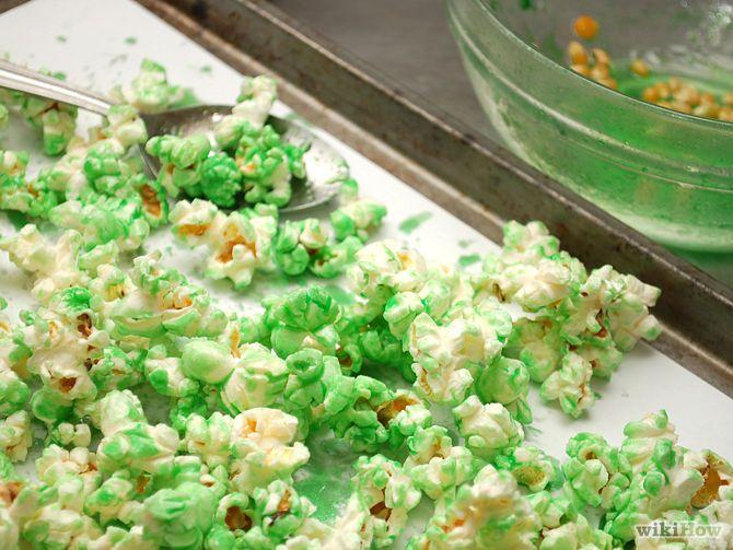 Love those green, ninja, pizza-loving turtles? Eat some TMNT green popcorn