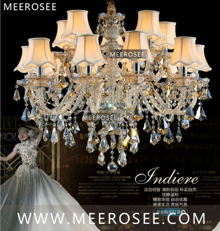 20 best Gorgeous crystal chandelier images on Pinterest | Crystal ...