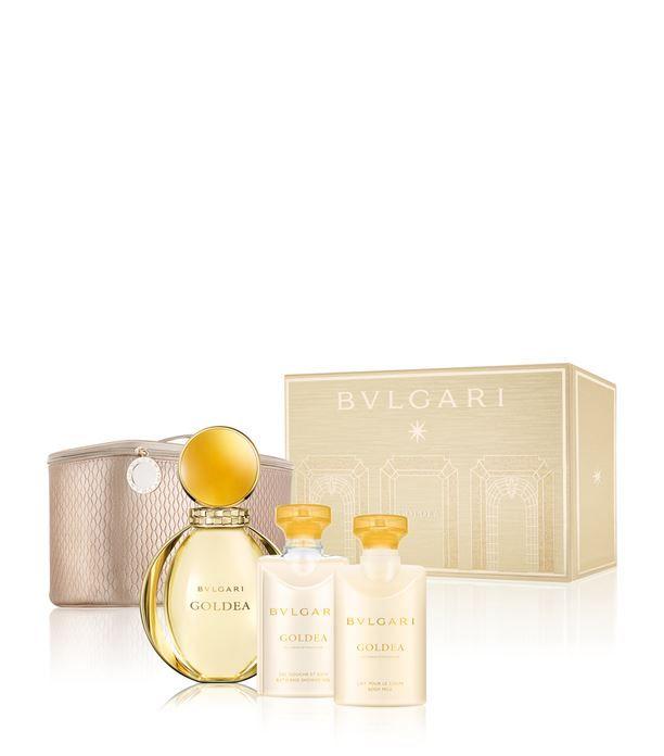 Beauty: Women's Perfume Bvlgari Goldea (EDP) Gift Set