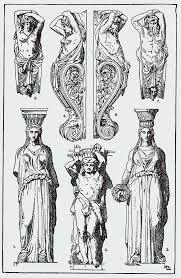 Resultado de imagem para colunas gregas