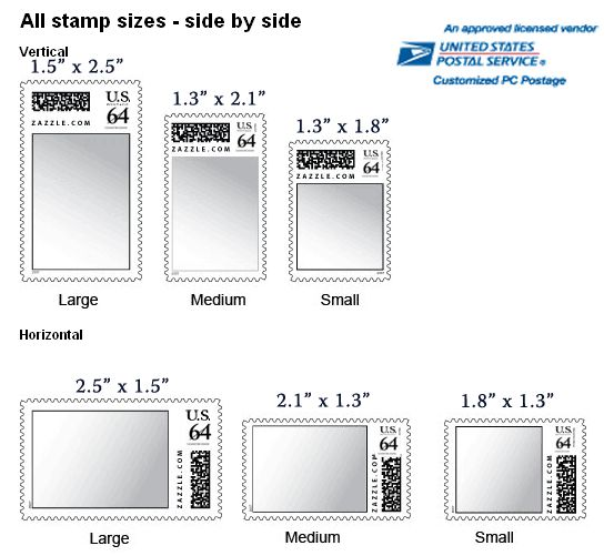 can postcard stamps be used for regular mail