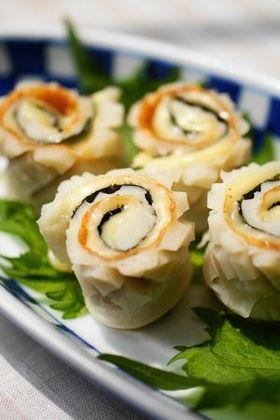 お弁当に✿ちくわで海苔✿チーズ #クックパッド #常備菜 #お弁当