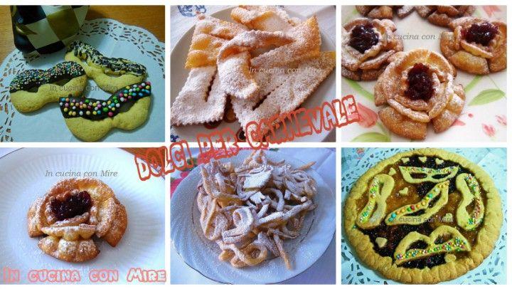 D#gialloblogs #ricetta #foodporn #ricettedelgiorno olci per Carnevale   In cucina con Mire