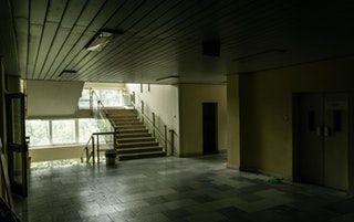 Abandoned Hospital [5990x3759] : AbandonedPorn