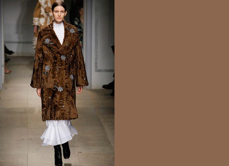 Модные цвета Осени 2017   Pantone Fashion Color Report - bracatuS. Про колготки, чулки, носки...