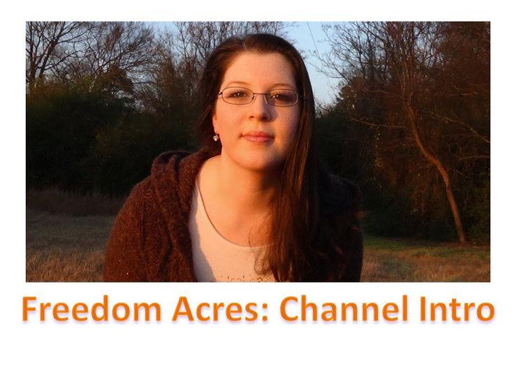 freedom acres youtube