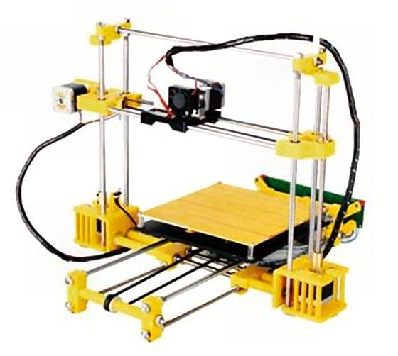 CoLiDo DIY High Resolution 3D Printer - Only £399!