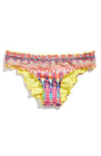 The Bikini Lab 'Gemmin Marrow' Bikini Bottoms | Nordstrom