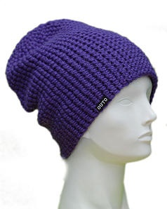 Outo Basic! This beanie is as simple as it looks. Straightforward Finnish design made with love - out of Finnish Novita wool.