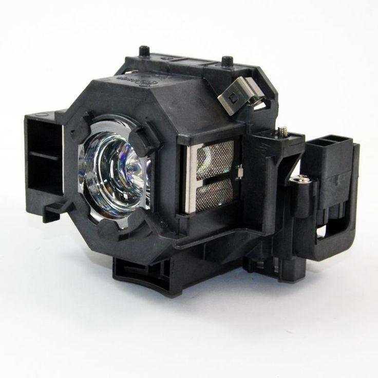 Epson EMP-400 Cage Lamp with 170 Watt Osram P-VIP Projector Bulb