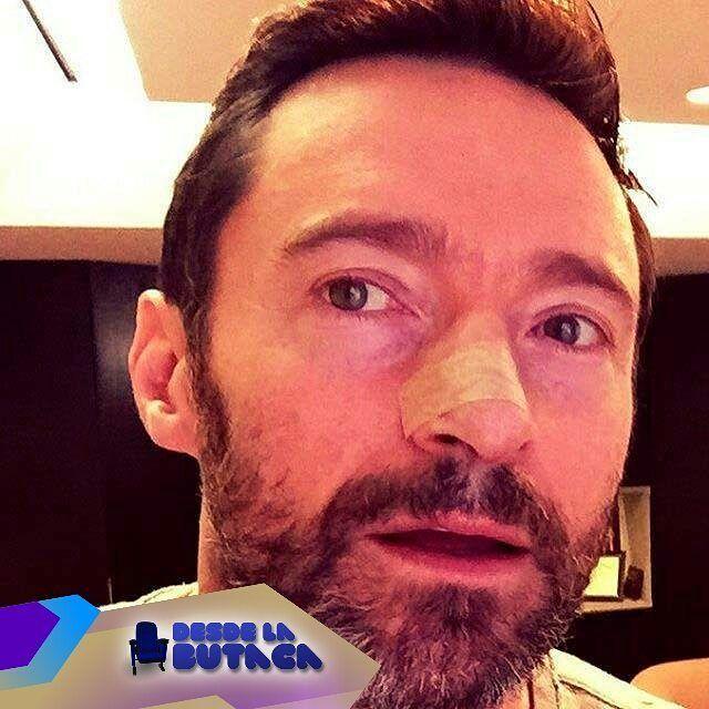 #hughjackman se somete a una operación para tratar su cáncer de Piel antes de iniciar las grabaciones de #Wolverine3. Esperamos su pronta recuperación. #DLB #DesdeLaButaca Lee más al respecto en http://ift.tt/1hWgTZH Lo mejor del Cine lo disfrutas #DesdeLaButaca Siguenos en redes sociales como @DesdeLaButacaVe #movie #cine #pelicula #cinema #news #trailer #video #desdelabutaca #dlb