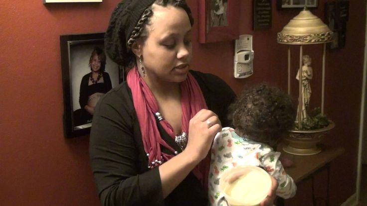 How to keep my infant from losing baby Hair