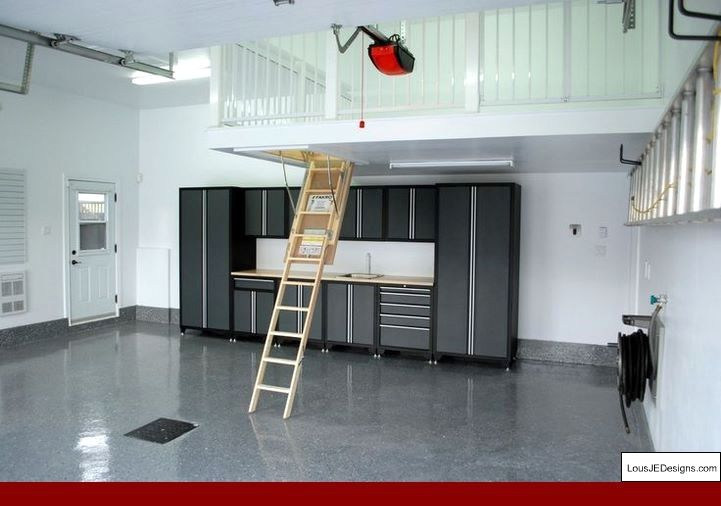 Garage Workshop Buildings and Garage Workbench Folding.