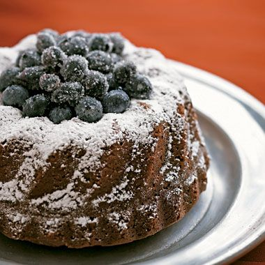 Epicurious Beet Bundt Cake
