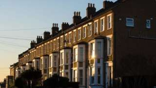 Image copyright                  PA               UK house prices accelerated in February with property values rising by 4.5% in a year, the Nationwide has said. The building society said that house prices were up by 0.6% compared with the previous month, bringing the cost...