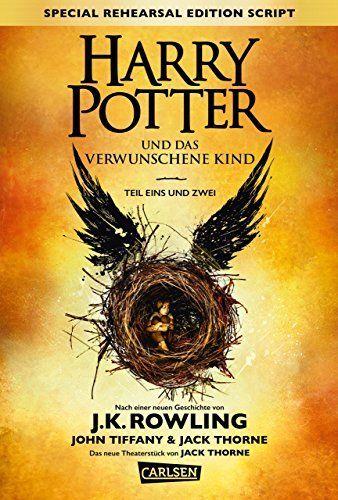 Harry Potter: Harry Potter und das verwunschene Kind. Teil eins und zwei (Special Rehearsal Edition Script), http://www.amazon.de/dp/3551559007/ref=cm_sw_r_pi_awdl_x_pVFayb2546BDC