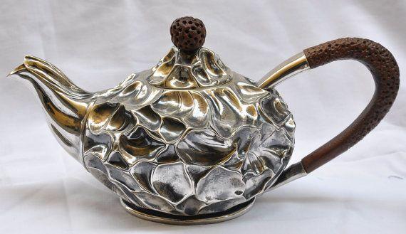 Teapot by FrancoBlumer on Etsy for $5590.00