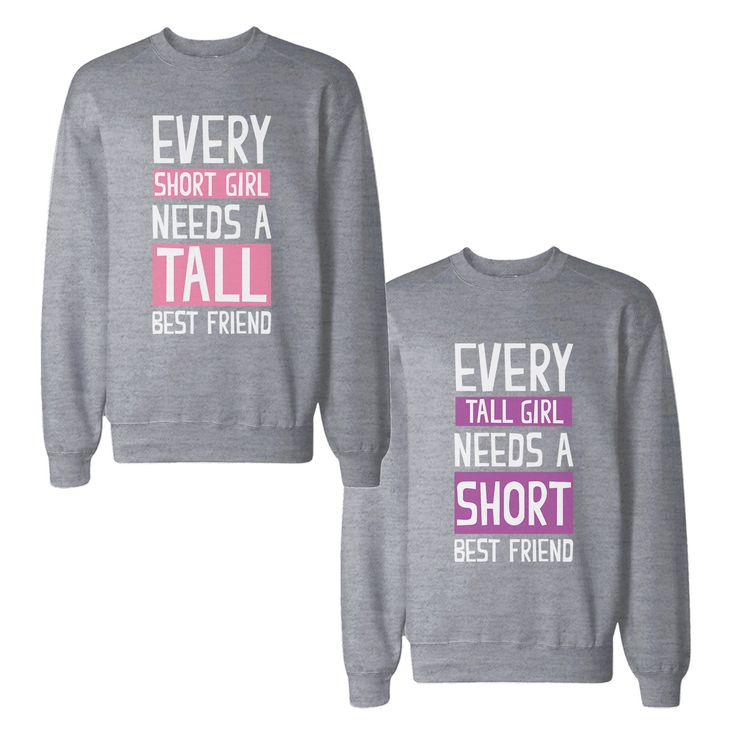 25  cute Best friend sweatshirts ideas on Pinterest | Bff ...