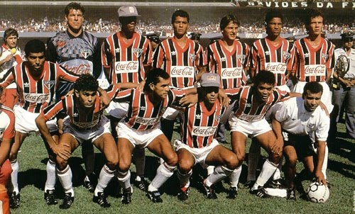 São Paulo Futebol Clube 1991