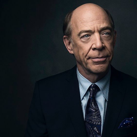 JK Simmons in NYC last year. #jksimmons